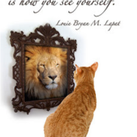 """Mirror mirror on the wall, do I have what it takes to be…..""~an exercise on self-reflection"